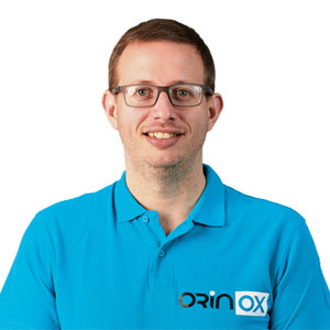 Maxime Fourreau, Founder & CEO, ORINOX