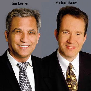 Jim Keener, CEO; Michael Bauer, President, Founder, and Chief Product Officer, Sentient Energy®