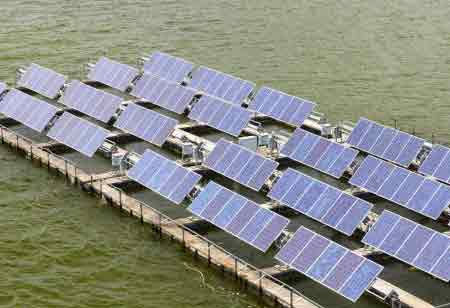 How Photovoltaic Solar Panel Enriches Water Purification