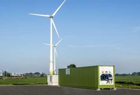 Benefits of Stationary Energy Storage