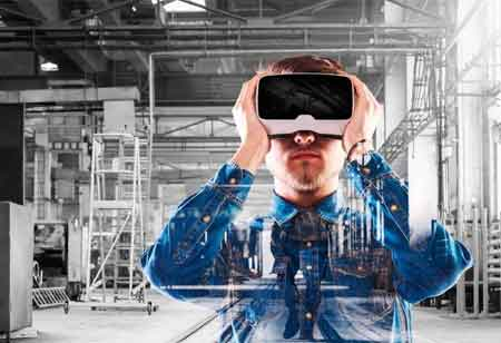 How VR Technology Transforms Oil and Gas Industrial Operations