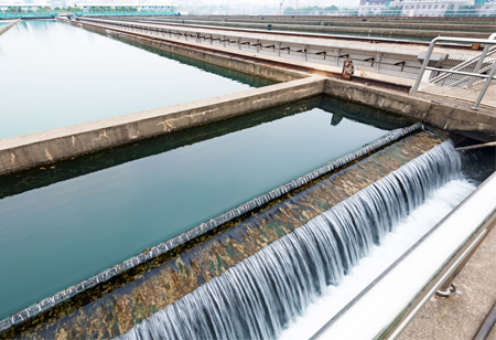 Three Major Challenges Facing Wastewater Treatment