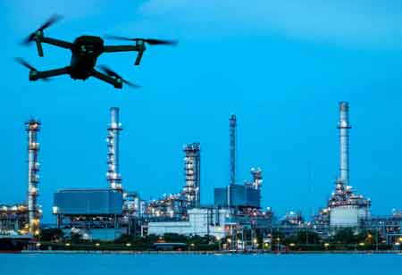 Is Drone Technology the New Favorite for Oil and Gas Industry?