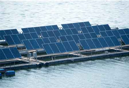 Is Floating Solar Pointing to a Bright Future?