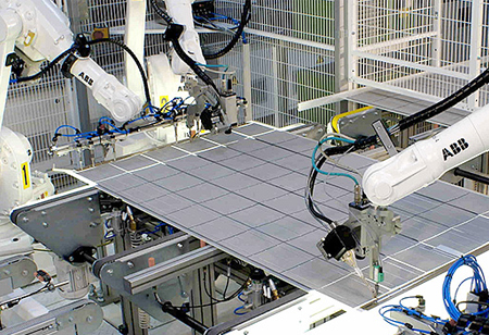 Reap Benefits by Utilizing Robotics in the Renewable Energy Sector