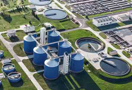 3 Ways Drones Facilitate Wastewater Treatment