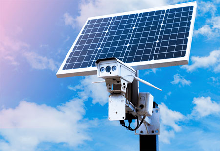 Solar-Powered Security: What are the Options for Business Owners?