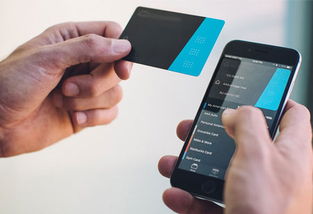 India's First Battery-Powered Interactive Card for Enhanced Buying Experience