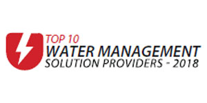 Top 10 Water Management Solution Providers - 2018