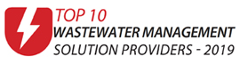 Top 10 Wastewater Management Solution Providers - 2019