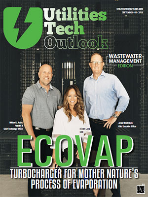 ECOVAP: Turbocharger for Mother Nature's Process of Evaporation