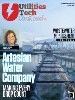 Artesian Water Company : Making Every Drop Count