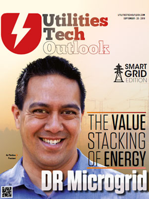 DR Microgrid: The Value Stacking of Energy